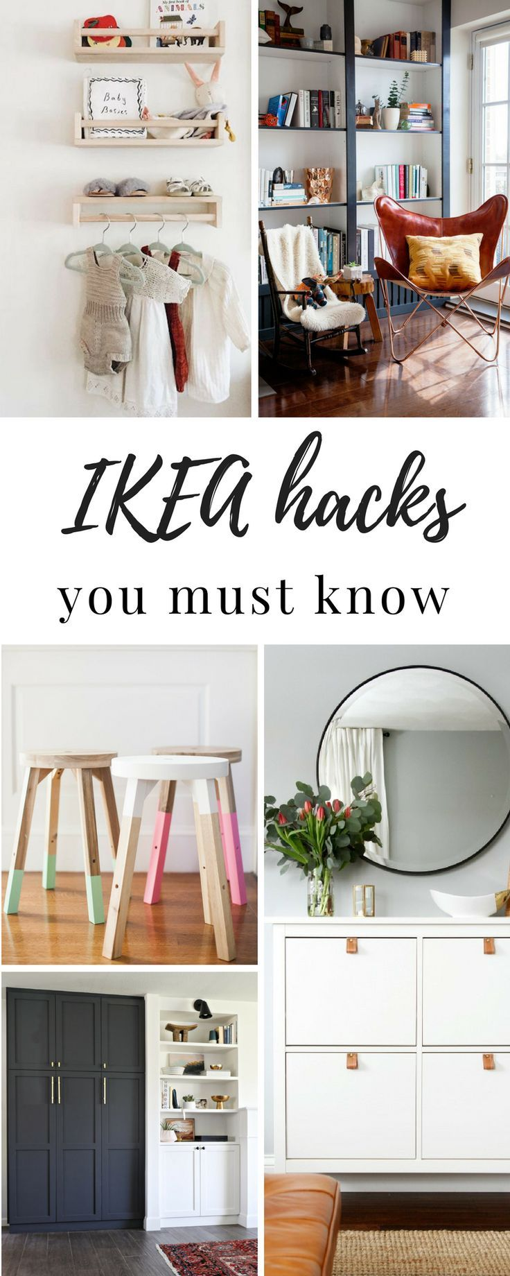 7 Amazing IKEA hacks you need to know #diyideas #imaginative #hack ...