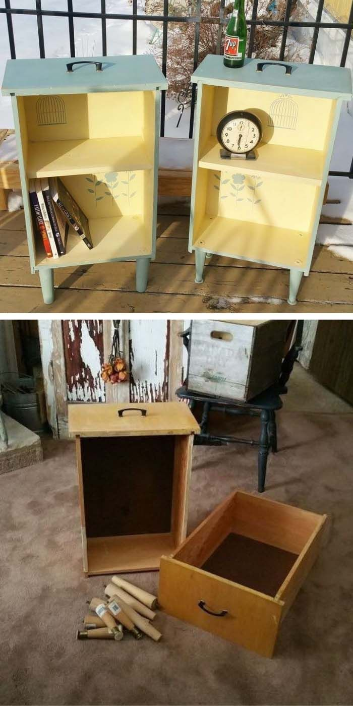 25 cool DIY furniture hacks that you do not want to miss #coole #diyprojects #h ...