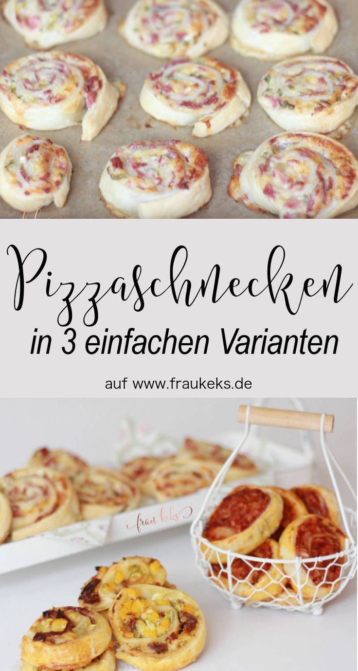 Do you like jerk sugar recipes like me? The pizza snails are sc ...