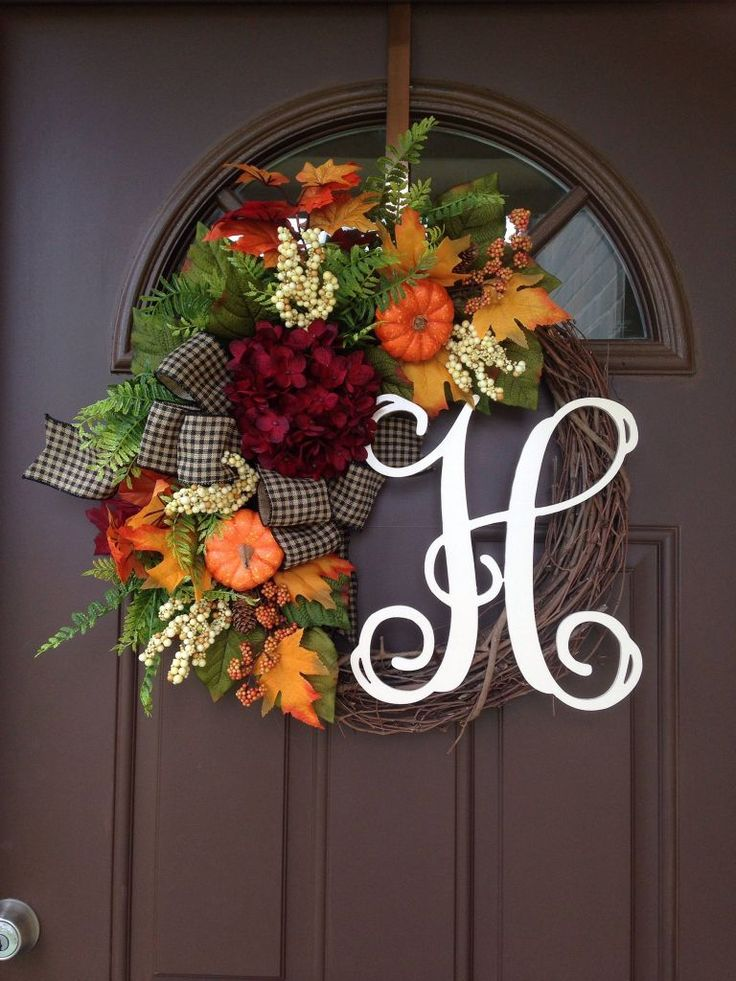 Best Ideas To Create Fall Wreaths Diy 115 Handy Inspirations 06105