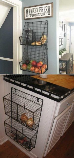 Storing fresh produce correctly and safely is also a great way to save your mone...
