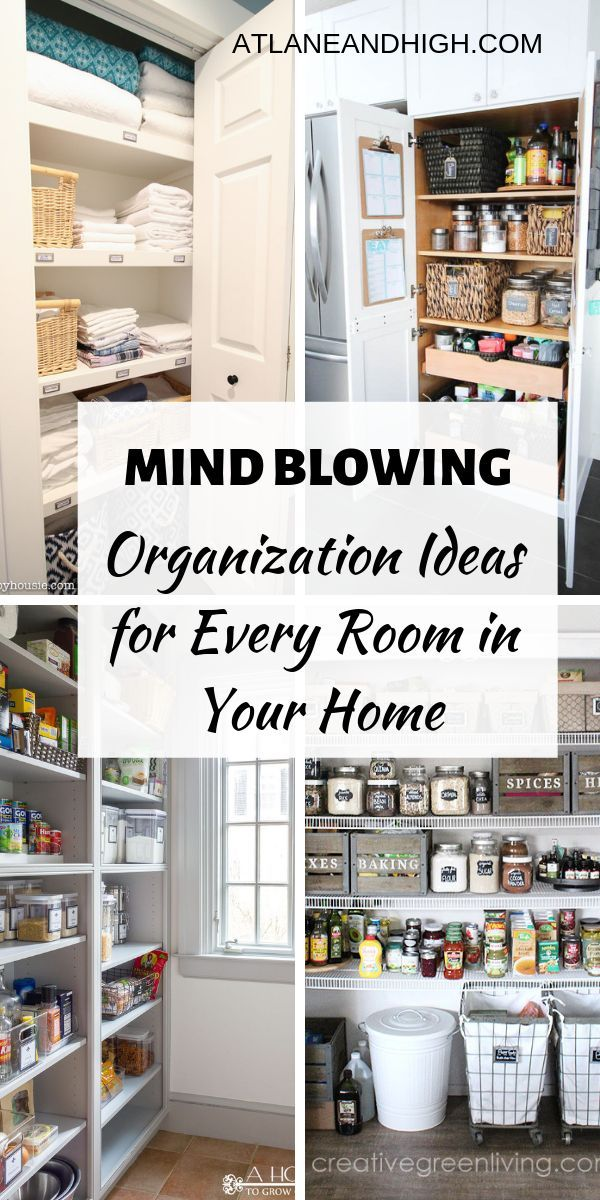 If you are looking for organizing ideas for your home then you have come to the ...