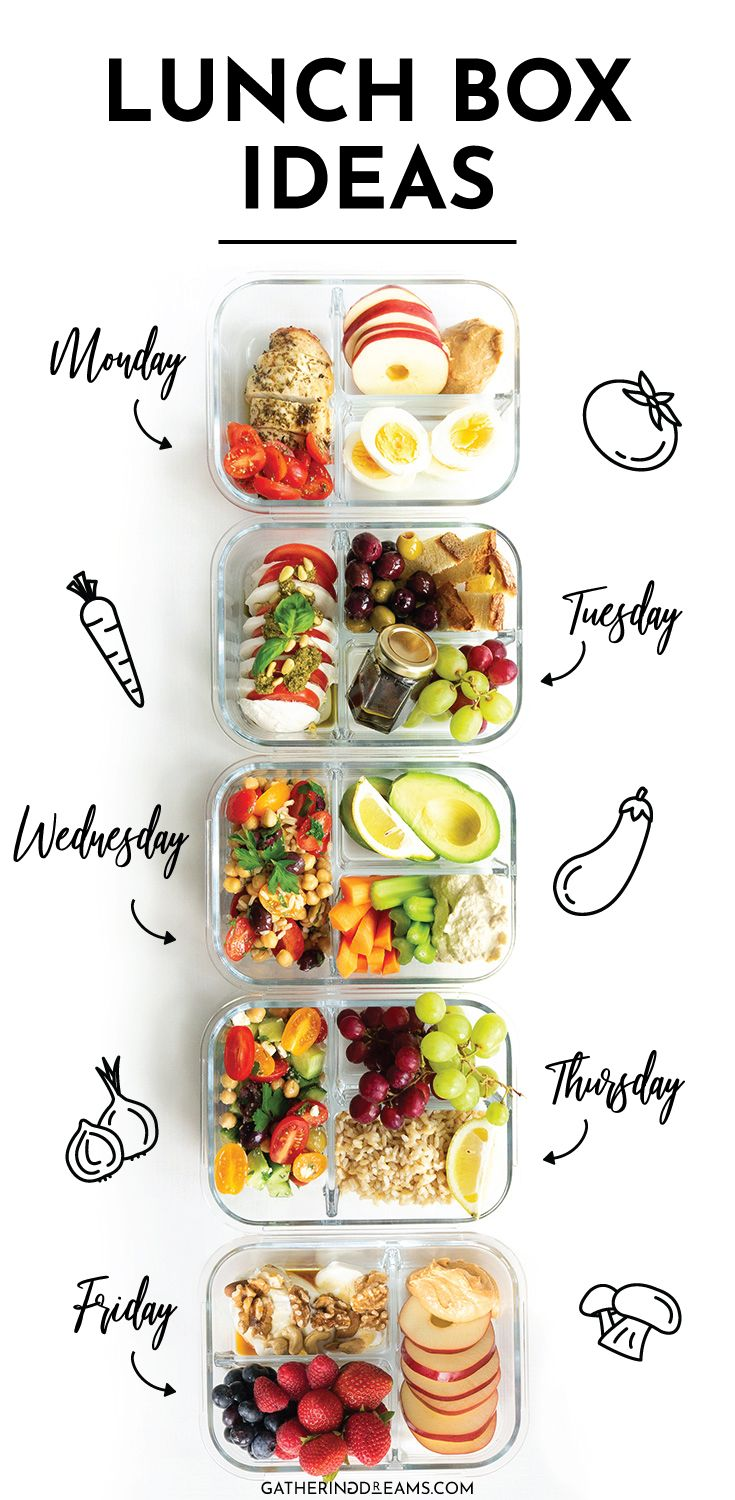 5 Quick & Easy Lunch Box Ideas Perfect for Meal Prep
