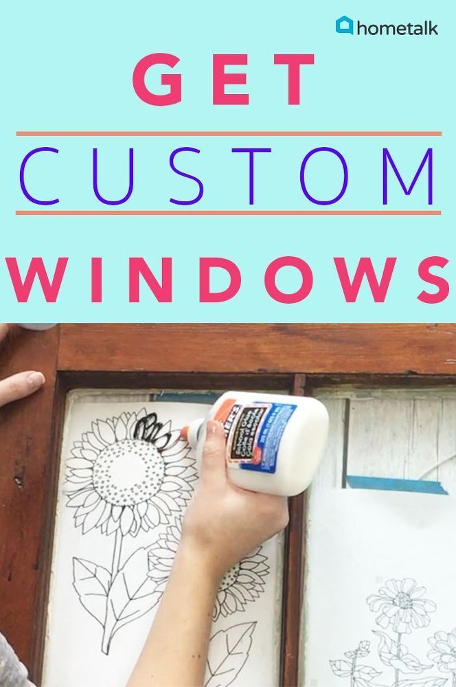 And it only costs $10! (sponsored by HomeTalk) #DIY #HOME