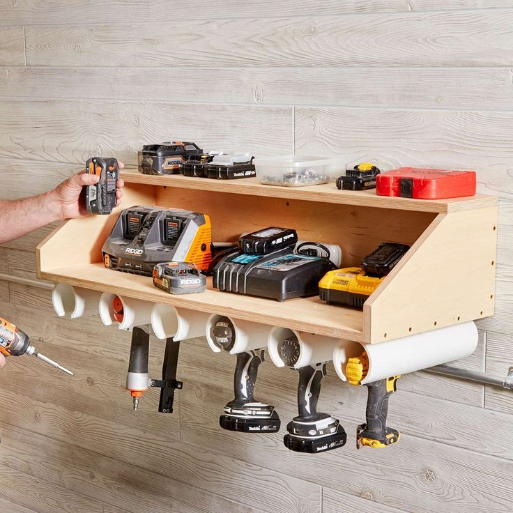 Cordless drills and drivers are our most commonly used tools. We can ...