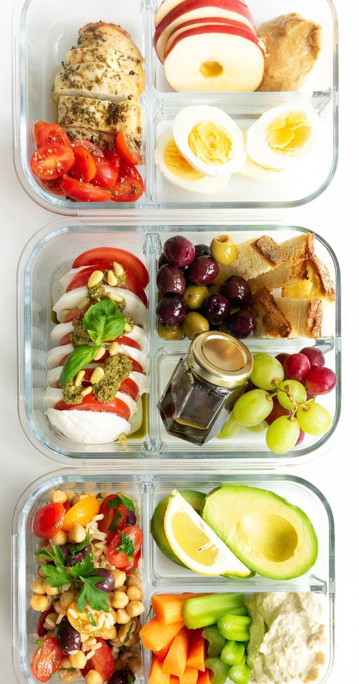 5 Super Lunch Box Ideas- 5 Simple and Healthy Lunchbox Ideas for Everyone! This...