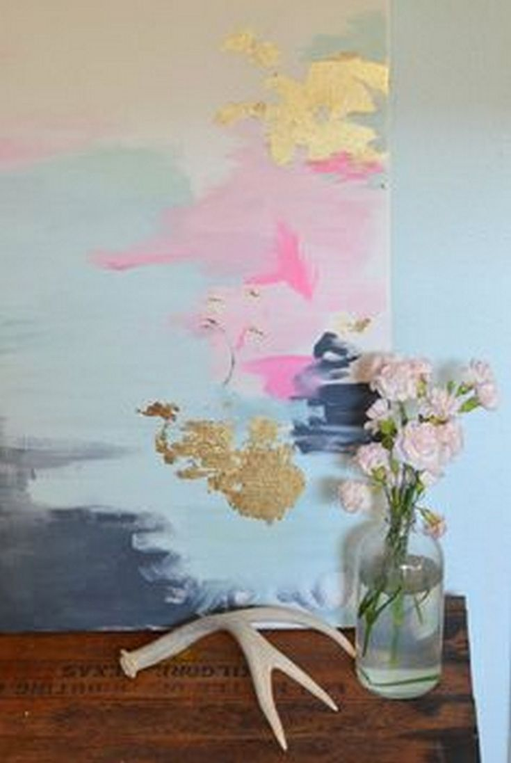 10 Artistic Abstract Painting Home Decors for Embellish Any Room #a ...