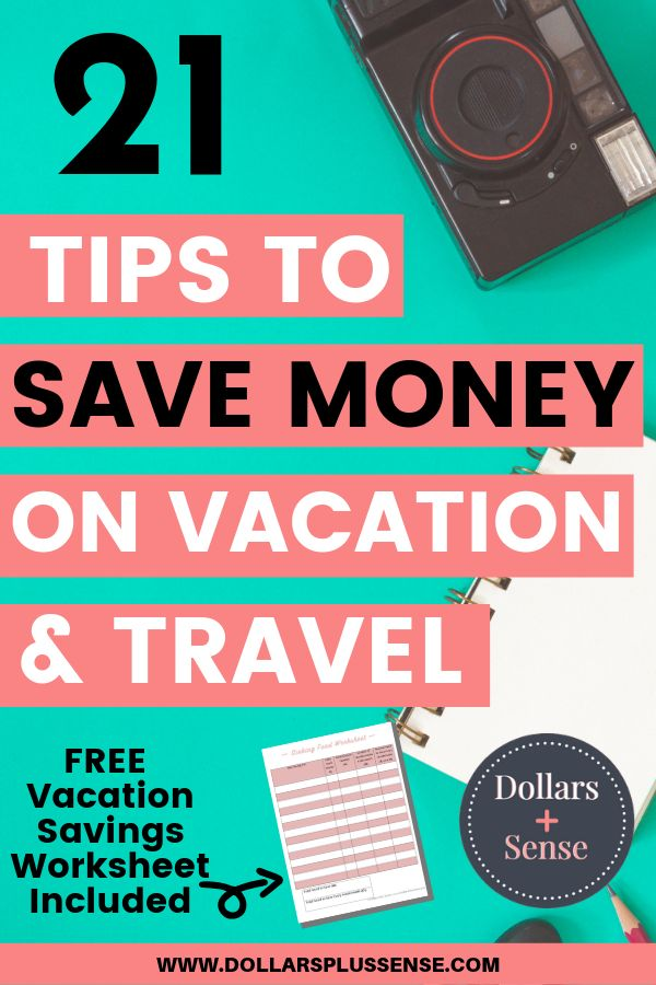 Learn these great travel hacks and save money ideas for summer vacation. These m...