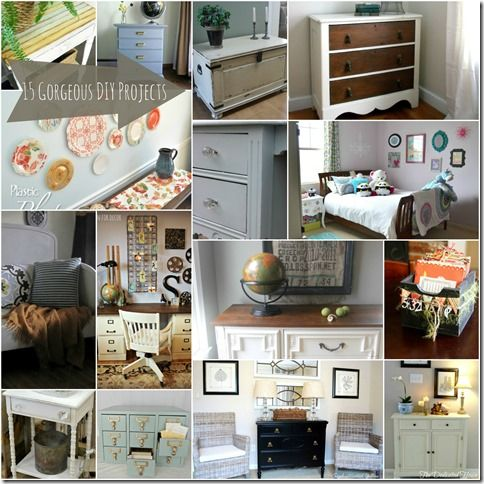 15 Gorgeous Do It Yourself Projects  Hometalk :: Need some DIY Inspiration...che...