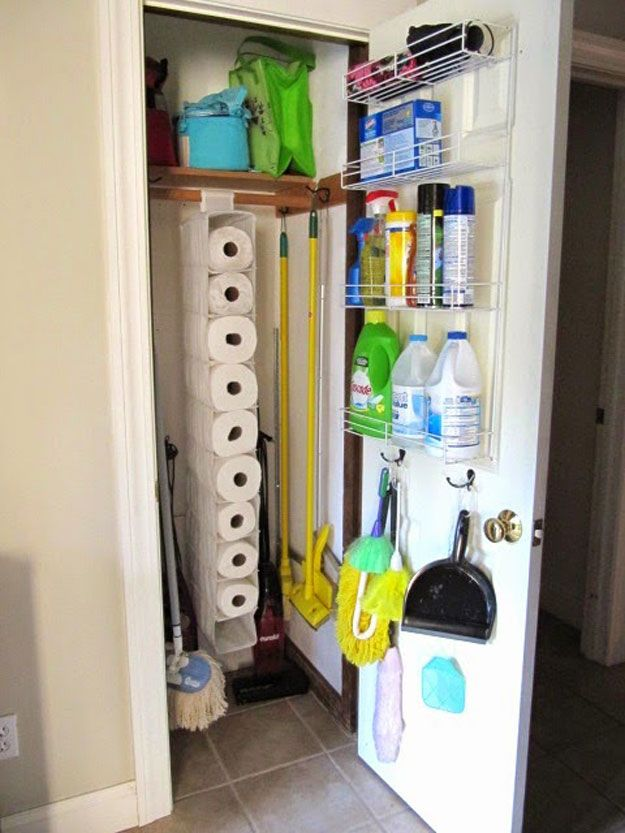 17 DIY Organization Tips and Projects to Start Your Year #begin #orga ...