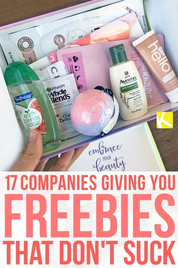17 companies that offer you giveaways that do not shit - Coupo ...