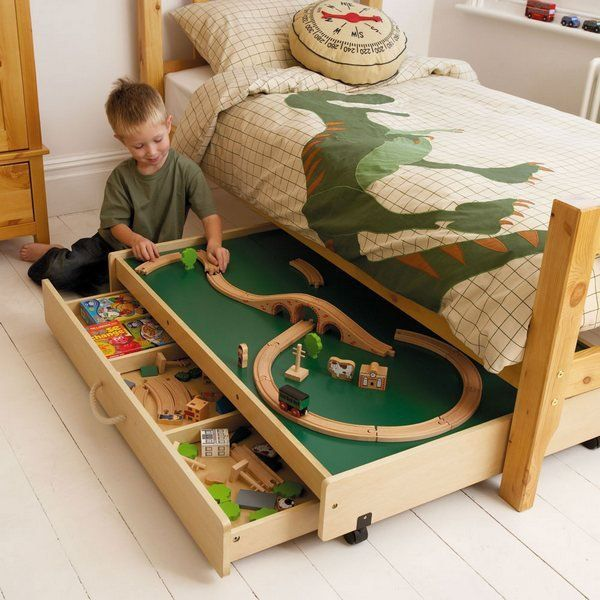 19 Practical solutions for storing toys that will help you, i ...