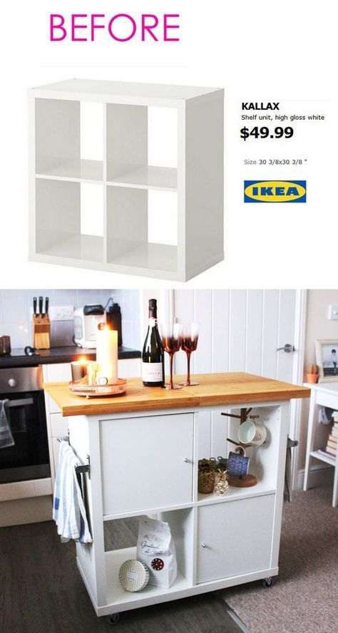 20+ smart and beautiful Ikea hacks (& great tutorials) #like ...