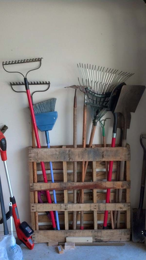 25 Beautiful Cheap Pallet DIY Storage Projects to Realize With Ease Similar to ...