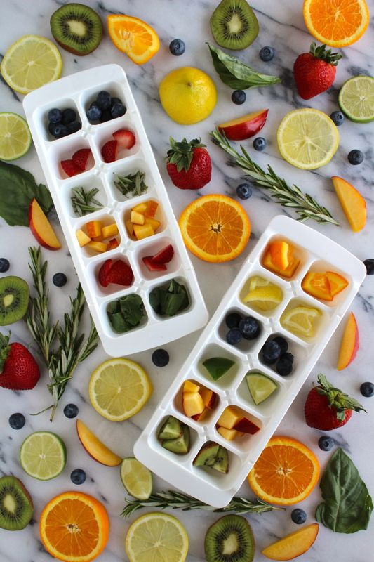 25 Fruit Infused Water Recipes - Decoration House Diy