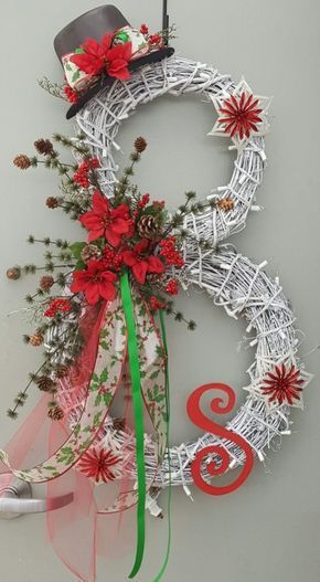 30 Most Adorable Christmas Wreath Ideas Youu2019ll Love To Copy Right Now Chris...