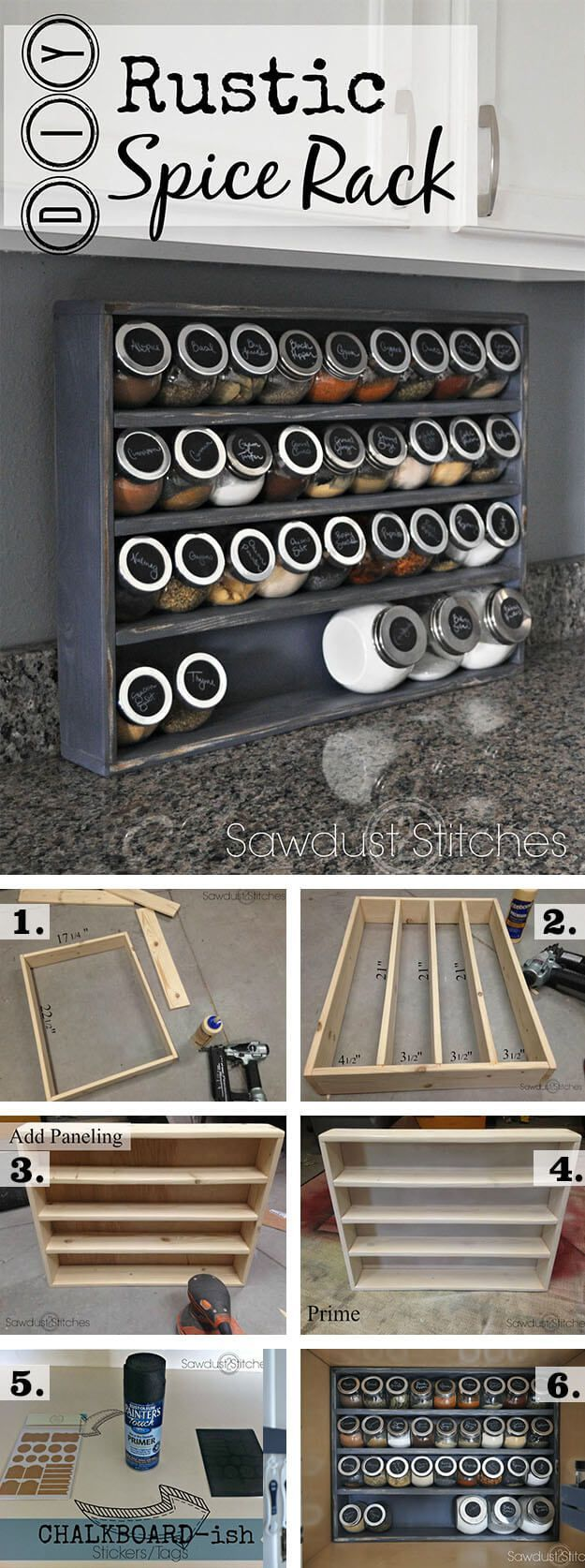 36 Rustic DIY Organization and Storage Projects That Help You Build Your Home ...