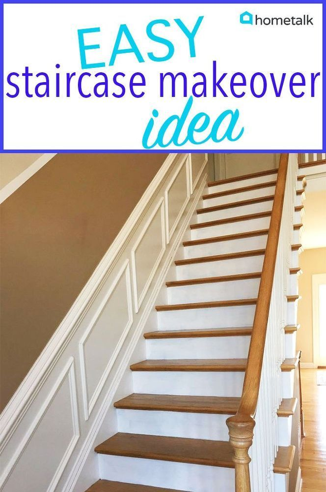 And it only takes 2 hours!  (sponsored by HomeTalk) #DIY #HOME