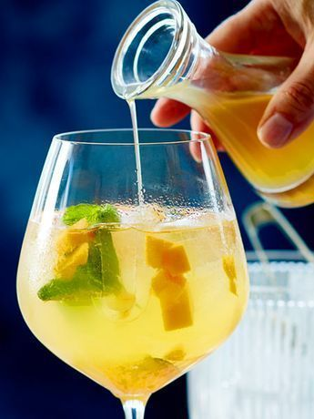 As an #peritif or #cocktail on the #Party unbelievably delicious!