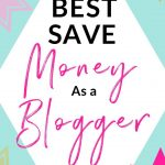 As bloggers we often struggle with overwhelm due to the millions of little tasks...