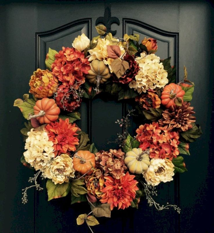 Best Ideas To Create Fall Wreaths Diy 115 Handy Inspirations 0667 – GooDSGN