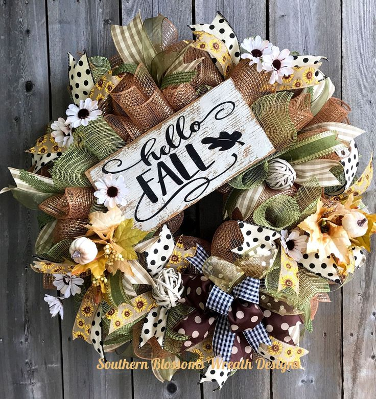 Best Ideas To Create Fall Wreaths Diy 115 Handy Inspirations 0680 – GooDSGN