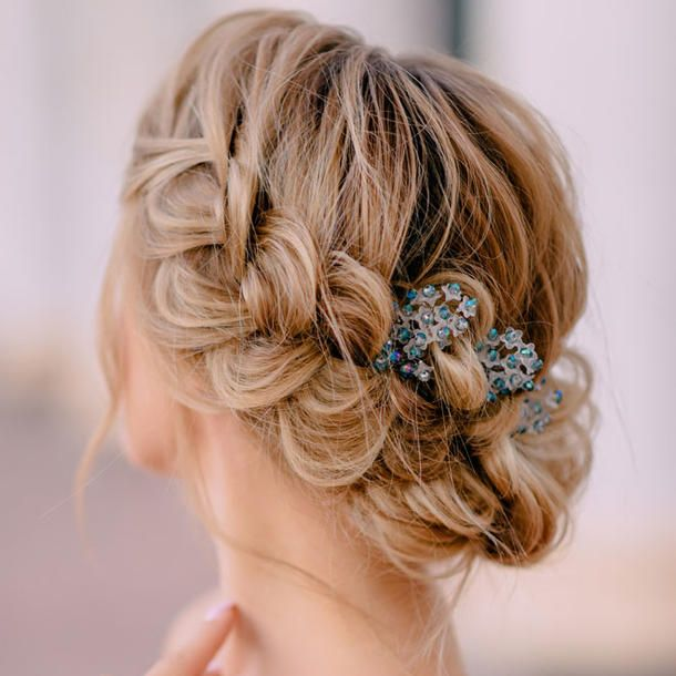 Braided hairstyles for the Oktoberfest