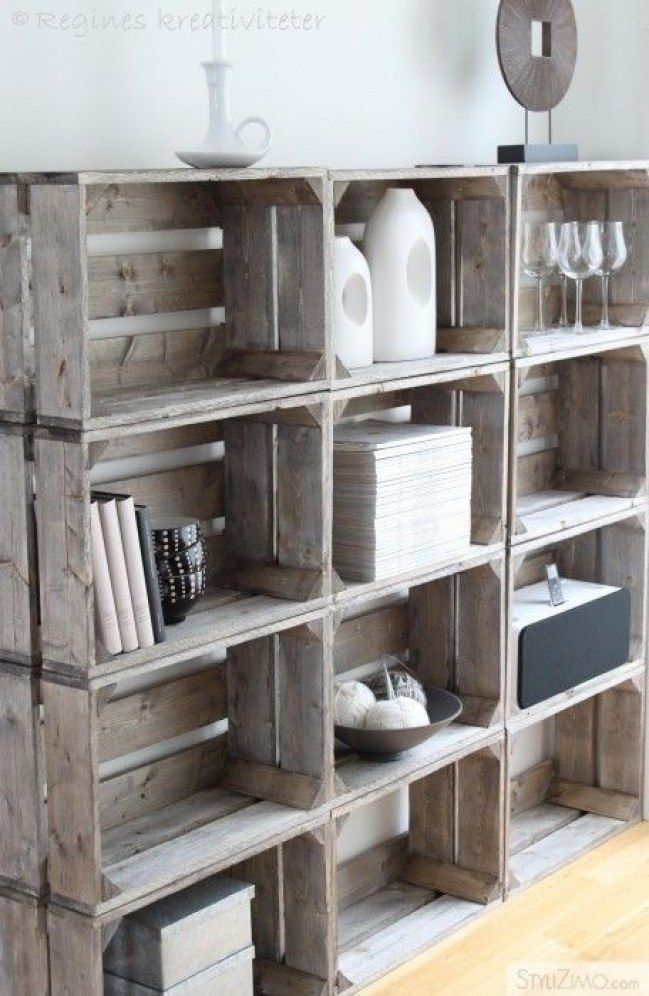 Build your own shelf: This DIY project is so easy for you!
