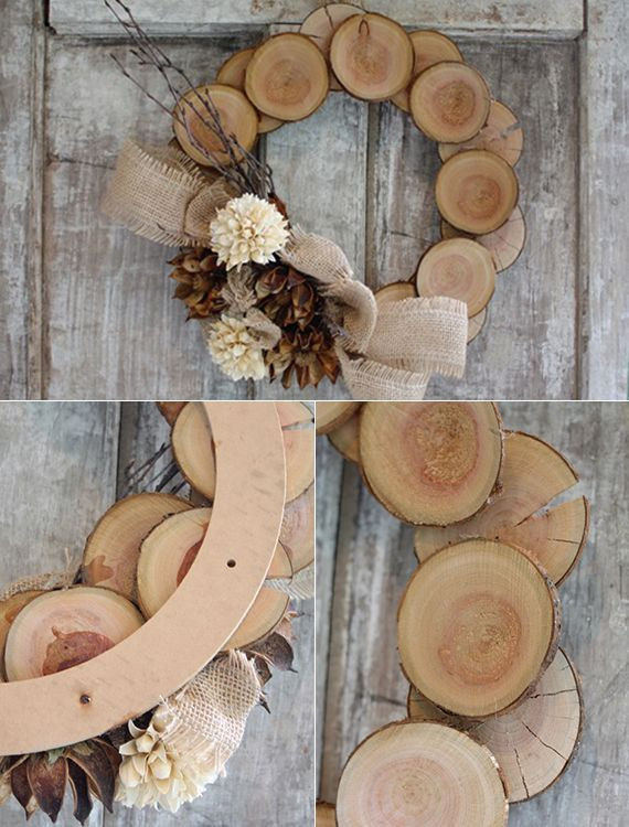 Create a beautiful and simple autumn decoration / #a #easy #herb ...