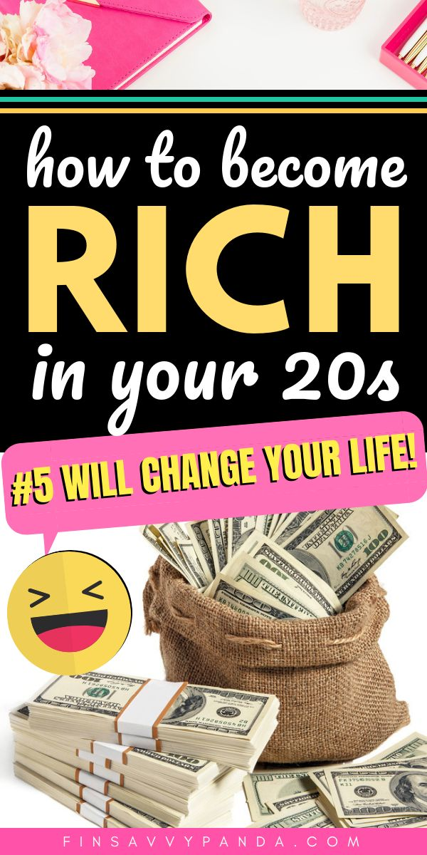 Do you want to be rich in your 20s, 30s, or even 40s? Here's how to build wealth...