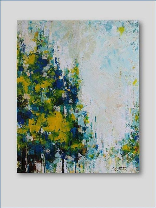 Easy Abstract painting Ideas are not just for beginners or novice, Sometimes eas...