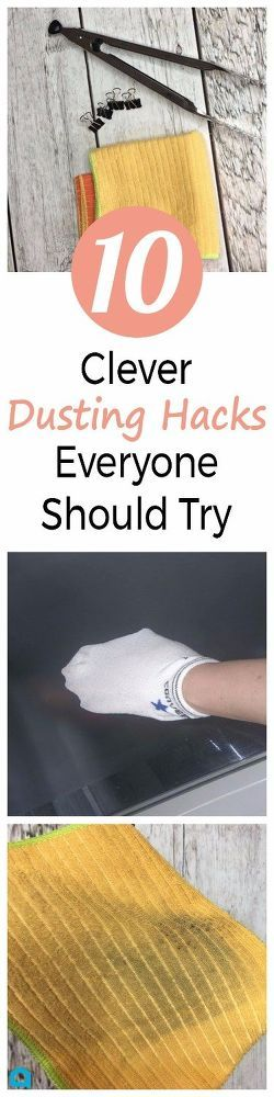 Free yourself from pesky dust bunnies forever!