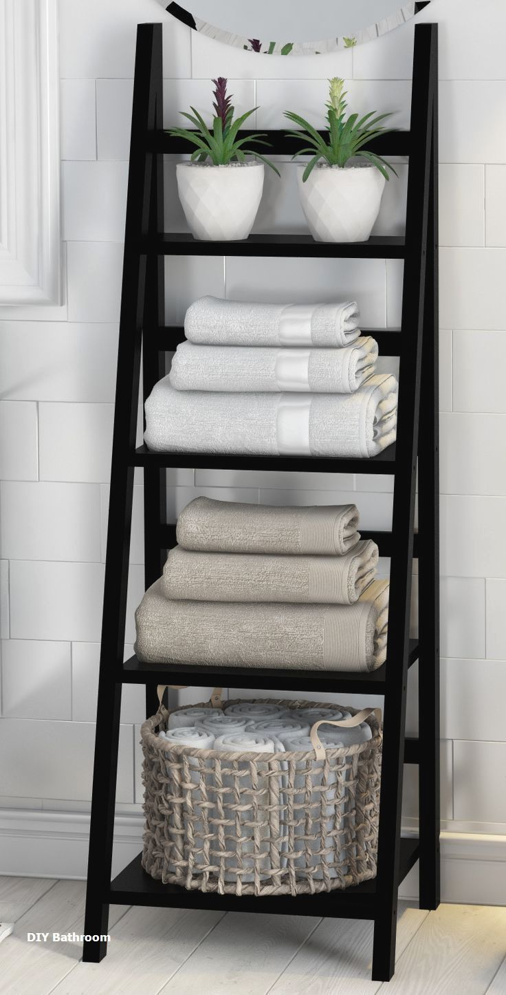 Great DIY Bathroom Storage Ideas # Storage Ideas #bathroom #tool