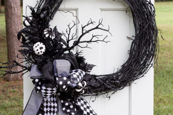 Handmade Fall Wreaths Ideas you will love for Your Door, Mantel, Porch...