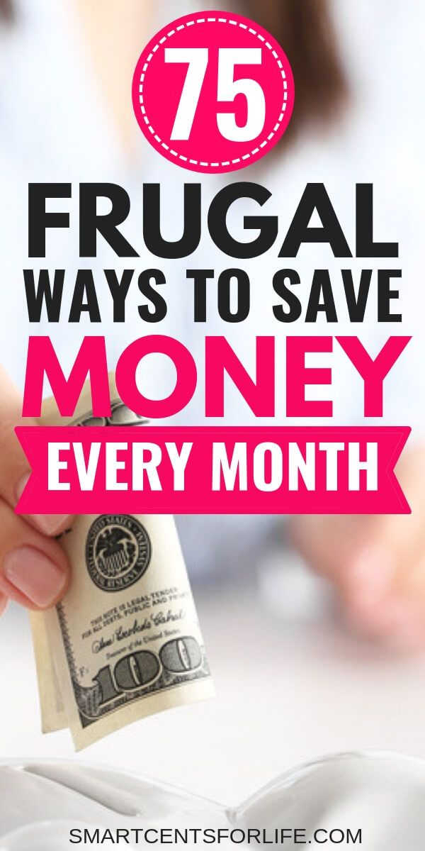 Here are the best frugal living tips that will teach you how to save money every...