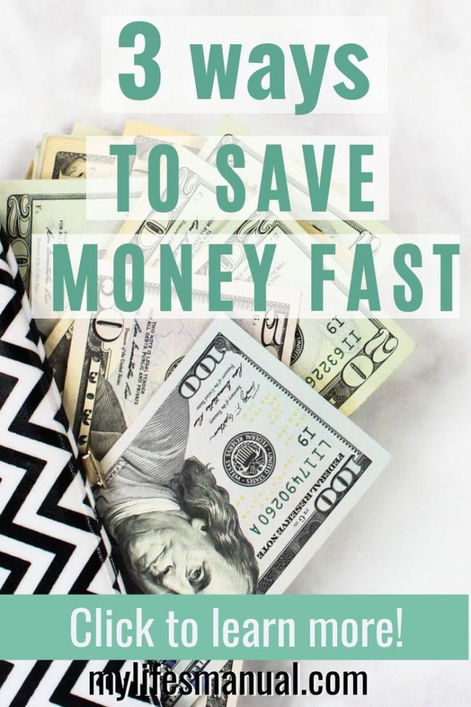 How to save money fast. How many times have you told yourself that you are going...