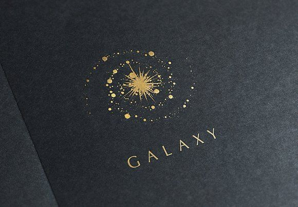 Interesting logo of Galaxy