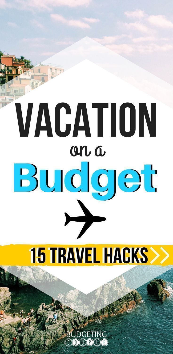 Learn the secrets to traveling on a budget so you can vacation and save money!  ...