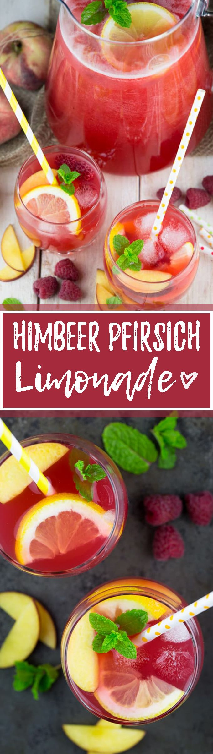 Lemonade does not always have to be packed with sugar. This homemade soda ...