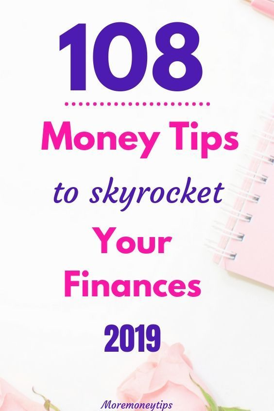 Let these 108 Money tips inspire you to skyrocket your finances today. Never be ...