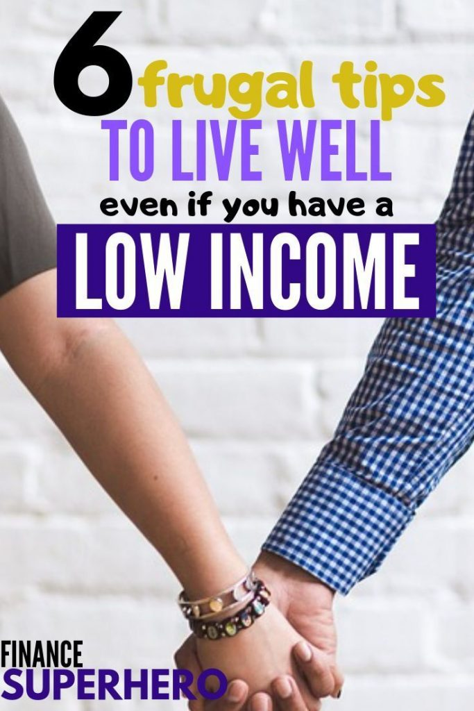 Living well isn't about how much money you make, but rather how you use it! Thes...