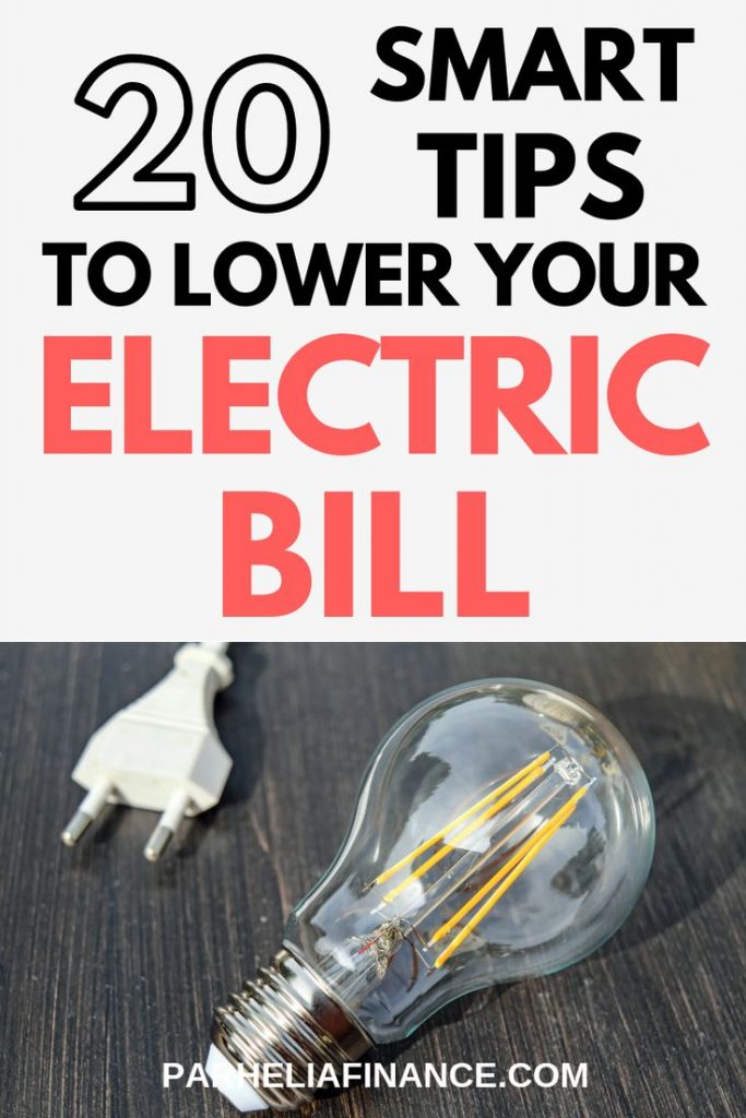Looking to lower your electric bill at home or apartment? Here are some ways to ...