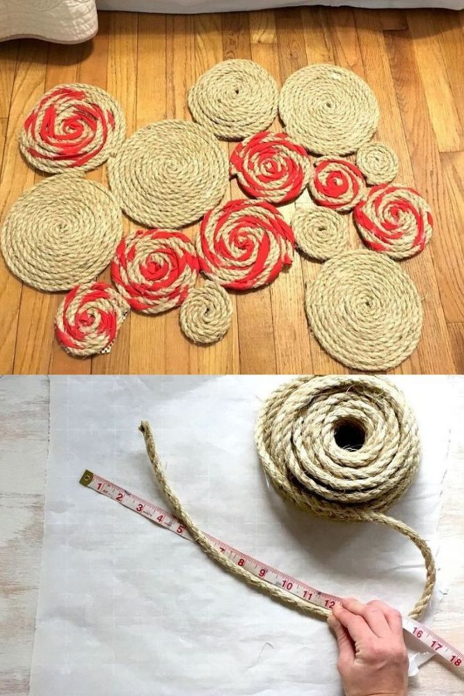 Love that rustic look but don't like the cost? Create your own rustic diy ho...
