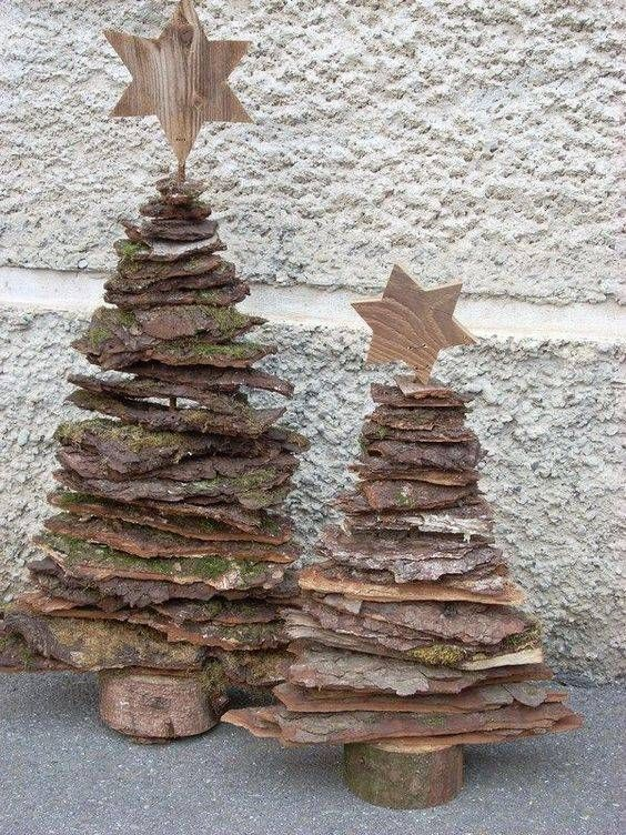 Make Christmas - DIY craft ideas - Christmas decorations