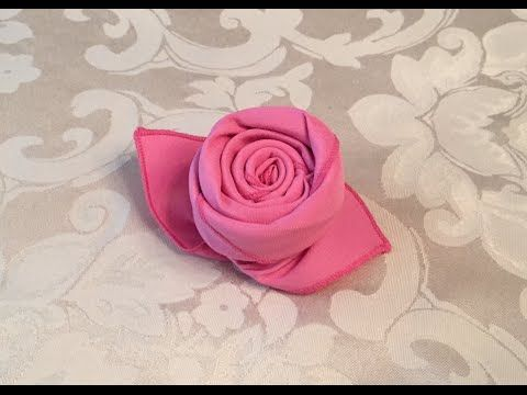 Napkins Fold for the Wedding - Top 10 Ideas, Tips and Samples #beispi ...