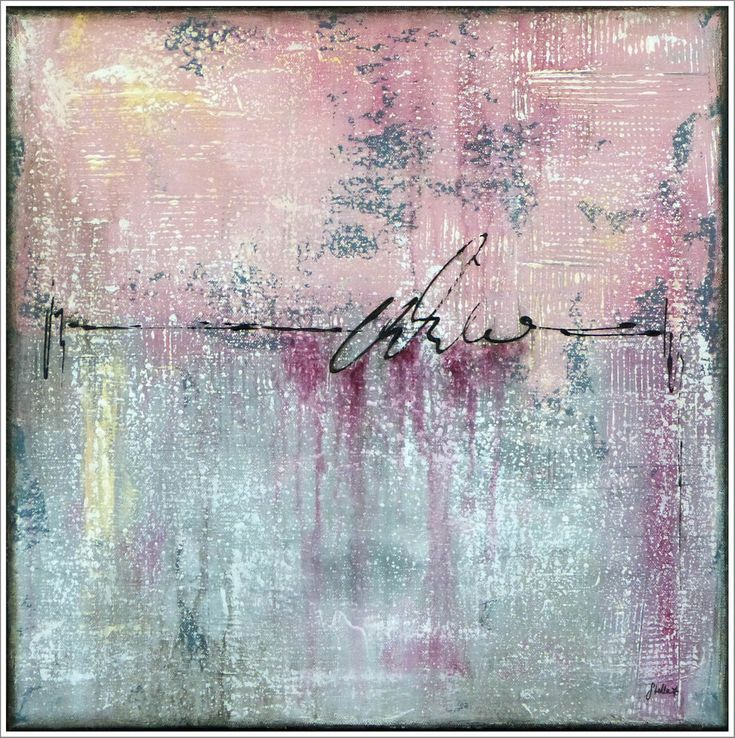 PAINTING Abstract STELLA HETTNER Picture ORIGINAL Art Canvas PAINTING Acrylic NEW ...