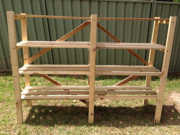 Pallet Shed Shelving  Pallet Shed Shelving Shelves & Coat Hangers  The post Pall