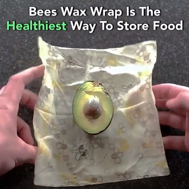 Reusable Beeswax Food Wrap - Now 72% Off