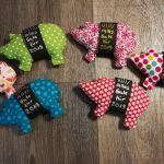 Sewing pigs - free instructions - gluten-free recipes & creative ideas