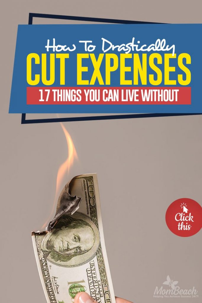 Start spending less today by drastically cutting expenses! You won't believe #5!...